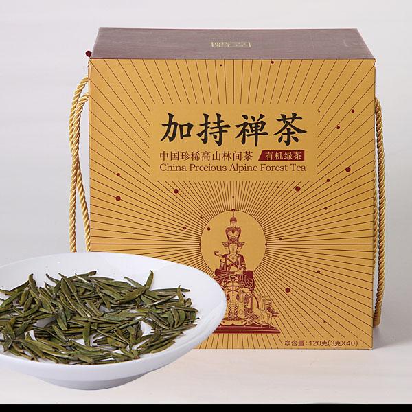 绿茶峨眉雪芽加持禅茶的冲泡方法