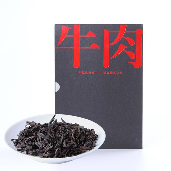乌龙茶武夷肉桂牛肉的冲泡方法