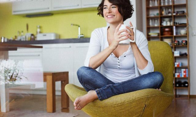 美容养颜茶桂花荷叶茶强肌滋肤活血润喉功效