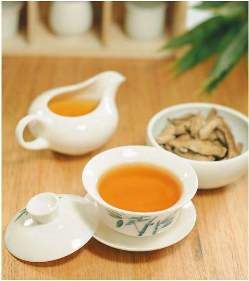 牛蒡茶补血补钙、滋阴壮阳茶疗功效