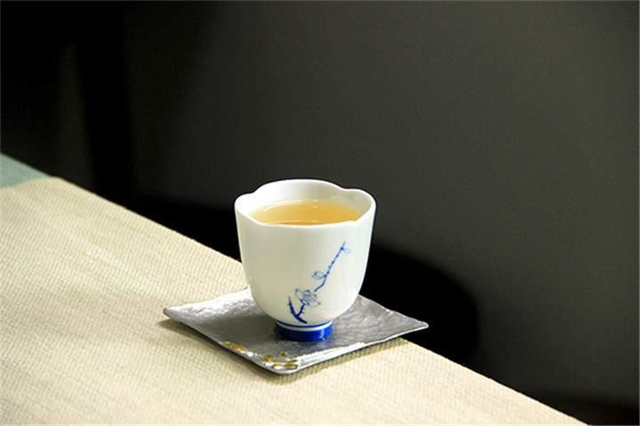 五盖山米茶的茶艺鉴赏