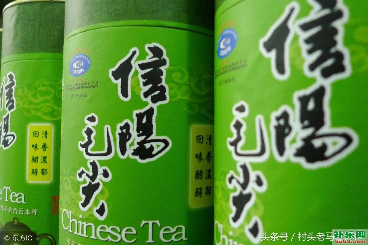"""""""绿茶之王""""信阳毛尖,镜头记录信阳姑娘们采摘毛尖春茶"""