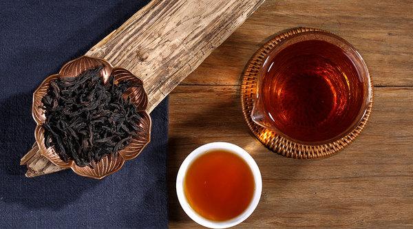 武夷岩茶属于乌龙茶