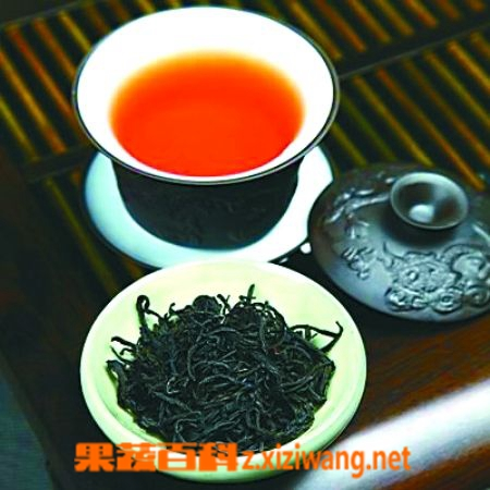 日月潭红茶特点和泡法