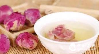 """""""活化石""""牡丹花茶功效与泡法"""