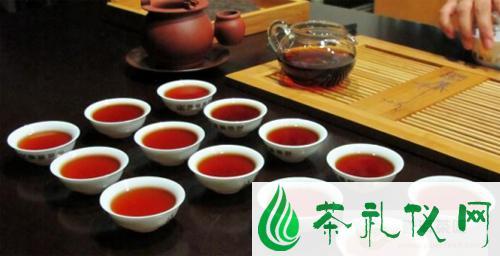 普洱茶鉴赏·了解普洱茶三韵