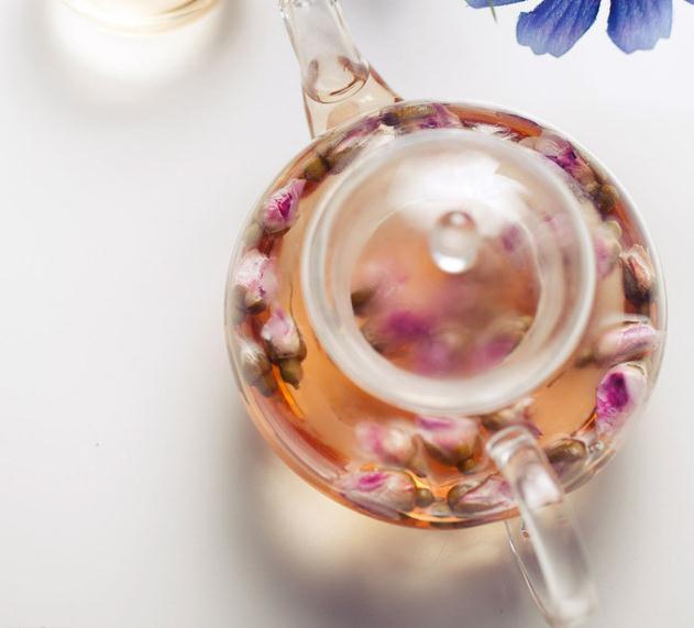 百合花茶的功效与作用最天然的镇定剂