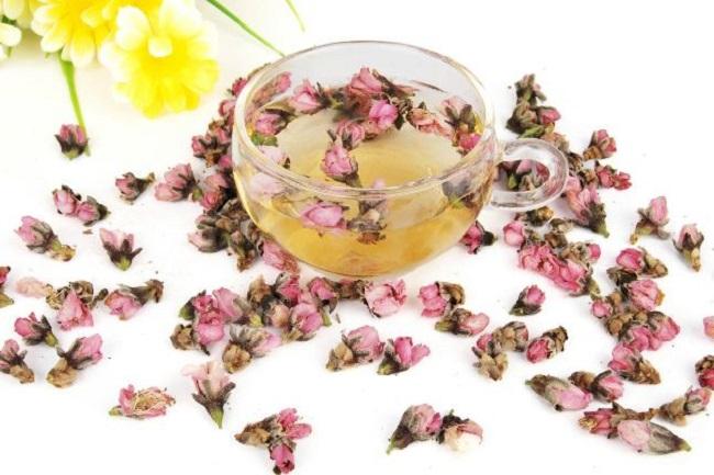 白居易不知道的桃花茶的功效以及作用