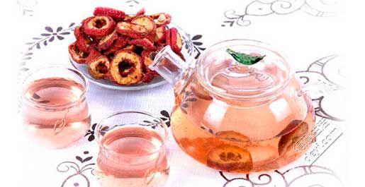 山楂茶的功效与作用