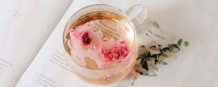 桃花茶放几颗合适