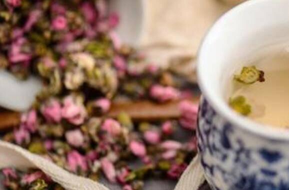 桃花茶的功效与作用桃花茶的正确喝法