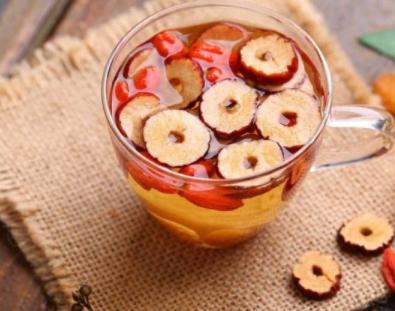 红枣枸杞桂花茶作用