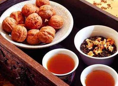 红枣桂花茶的功效