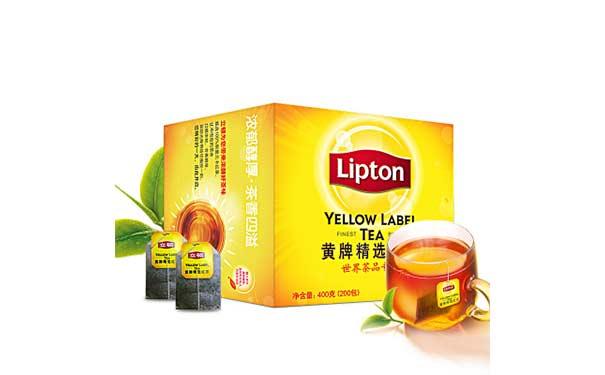 5款不一样的立顿红茶介绍