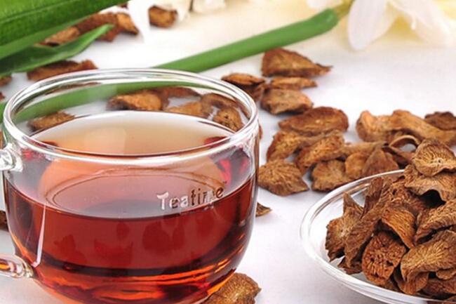 饮牛蒡茶可治疗各种身体问题 牛蒡茶的作用