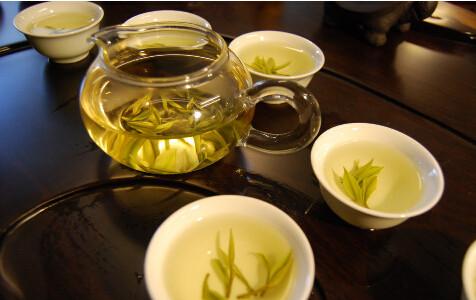 绿茶的功效和存储方法