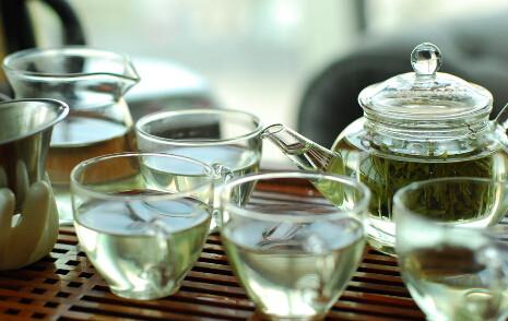 夏季最适合喝绿茶