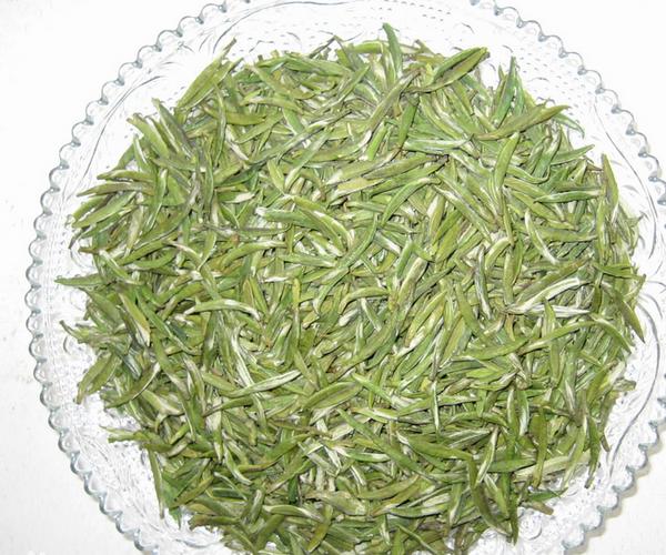 著名的绿茶龙井茶