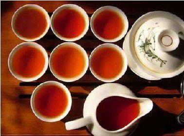 红茶品种分为哪几类