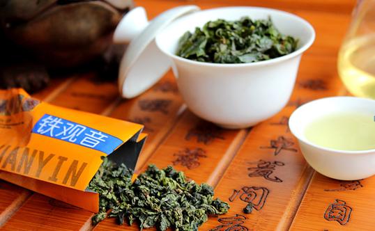 喝茶就要知道铁观音的功效与作用!