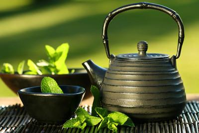 绿茶感悟安吉白茶