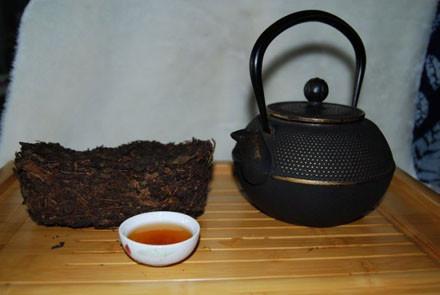 湖南黑茶加工工艺的区别