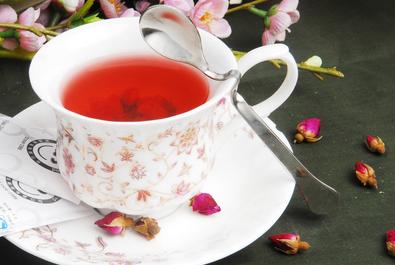 玫瑰花茶的功效与作用