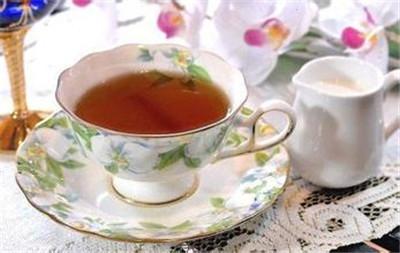 滇红茶的功效