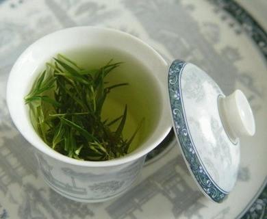 绿茶饮用 绿茶的冲泡法