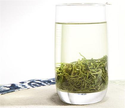 茶艺讲述 绿茶的冲泡
