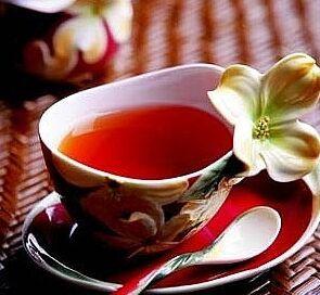 生姜煮红茶