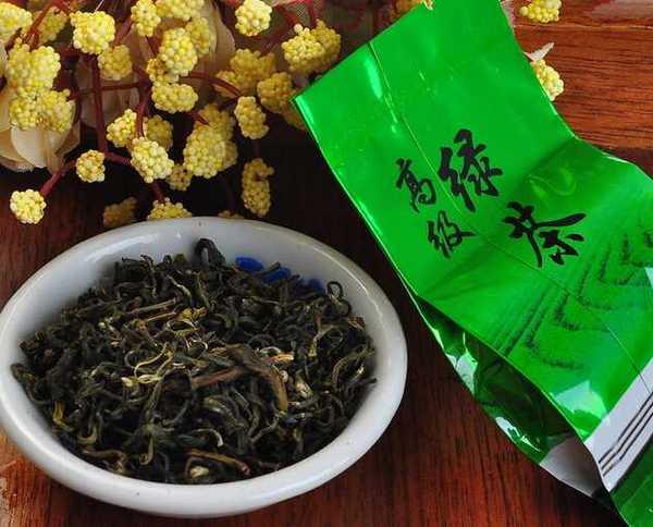 什么茶叶属于绿茶种类?