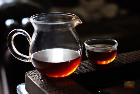 熟普洱茶砖的泡法