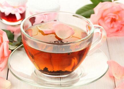 玫瑰百合花茶 美容养颜茶首选