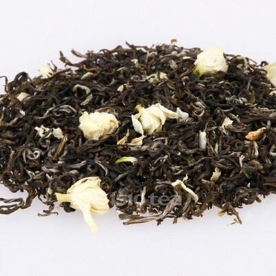 百合花茶的做法