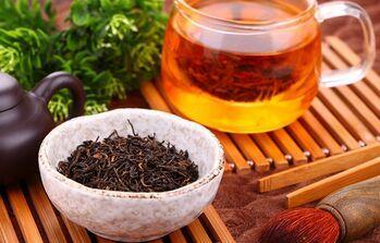 红装正山小种红茶