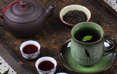 春季不同时期信阳毛尖茶的内在变化