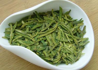 西湖龙井茶品质特征