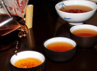千两茶与普洱的泡法