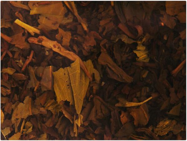 黑茶千两茶——超然脱俗的淡定