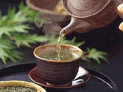 崂山绿茶冲泡