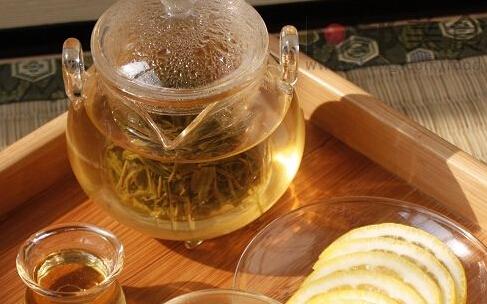 崂山三绝之崂山绿茶
