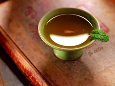 讲讲普洱茶的功效及作用