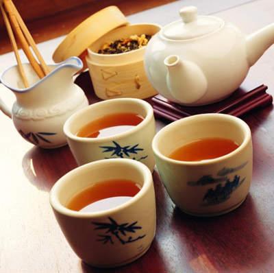 给大家讲讲白玉堂荷叶普洱茶的功效