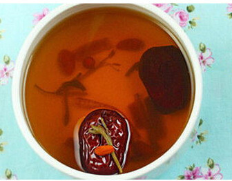 枸杞金银花茶的功效