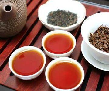 肉桂红茶 滋味醇厚