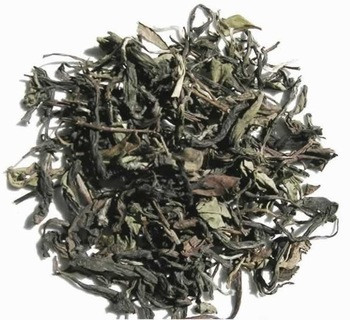 寿眉是白茶中的特殊品种
