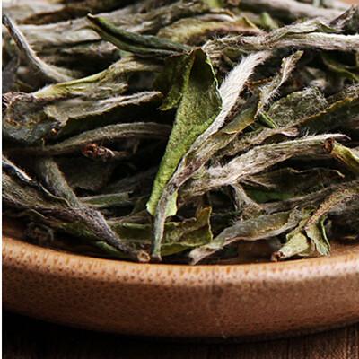 白牡丹茶的制作及品质特征