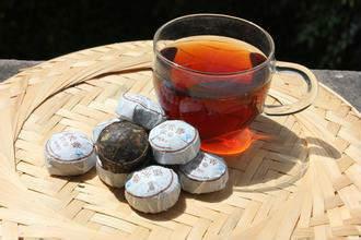 沱茶是一种制成圆锥窝头状的紧压茶
