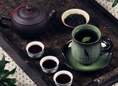 黑茶的冲泡方法